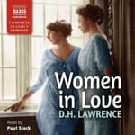 Women in Love by  D. H. Lawrence audiobook