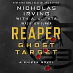 Reaper: Ghost Target by  A. J. Tata audiobook