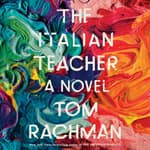 The Italian Teacher by  Tom Rachman audiobook