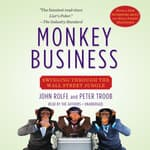 Monkey Business by  Peter Troob audiobook