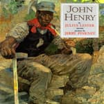 John Henry by  Julius Lester audiobook
