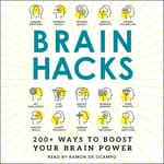Brain Hacks by  Adams Media audiobook