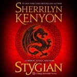 Stygian by  Sherrilyn Kenyon audiobook