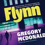 Flynn by  Gregory Mcdonald audiobook