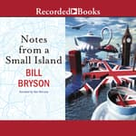 Notes from a Small Island by  Bill Bryson audiobook