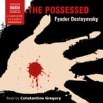 The Possessed by  Fyodor Dostoyevsky audiobook