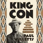 King Con by  Paul Willetts audiobook