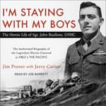 I'm Staying with My Boys by  Jim Proser audiobook