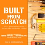 Built from Scratch by  Bob Andelman audiobook