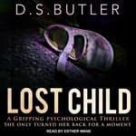 Lost Child by  D. S. Butler audiobook
