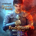 The First Player by  Andrew Novak audiobook
