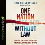 One Nation without Law by  Tom Parks audiobook