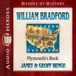 William Bradford by  Geoff Benge audiobook