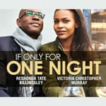 If Only For One Night by  Victoria Christopher Murray audiobook