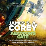 Abaddon's Gate by  James S. A. Corey audiobook