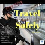 Terrorism Travel Safely by  Sarah Connor audiobook