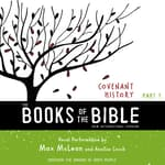 The Books of the Bible Audio Bible - New International Version, NIV: (1) Covenant History by  Zondervan audiobook