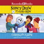 The Case of the Sneaky Snowman by  Carolyn Keene audiobook