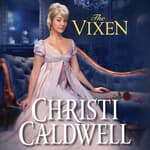 The Vixen by  Christi Caldwell audiobook