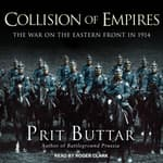 Collision of Empires by  Prit Buttar audiobook