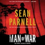 Man of War by  Sean Parnell audiobook
