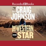 The Western Star by  Craig Johnson audiobook