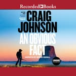 An Obvious Fact by  Craig Johnson audiobook