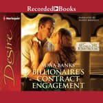 A Contract Engagement by  Maya Banks audiobook
