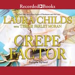 Crepe Factor by  Terrie Farley Moran audiobook