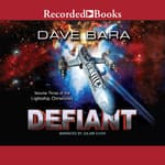 Defiant by  Dave Bara audiobook