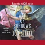 The Way of Sorrows by  Jon Steele audiobook