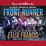 Front Runner by  Felix Francis audiobook