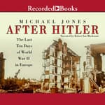 After Hitler by  Michael Jones audiobook