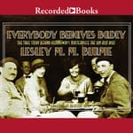 Everybody Behaves Badly by  Lesley M.M. Blume audiobook
