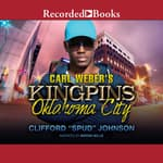 "Carl Weber's Kingpins by  Clifford ""Spud"" Johnson audiobook"