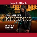 Carl Weber's Kingpins by  Brick audiobook