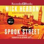 Spook Street by  Mick Herron audiobook