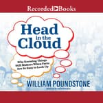 Head in the Cloud by  William Poundstone audiobook