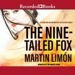The Nine-Tailed Fox by  Martin Limón audiobook
