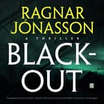 Blackout by  Ragnar Jónasson audiobook