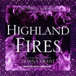 Highland Fires by  Donna Grant audiobook
