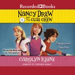 Sleepover Sleuths by  Carolyn Keene audiobook