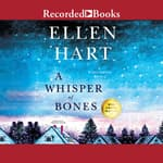 A Whisper of Bones by  Ellen Hart audiobook