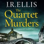 The Quartet Murders by  J. R. Ellis audiobook