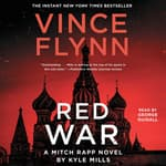 Red War by  Kyle Mills audiobook