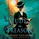A Study in Treason by  Leonard Goldberg audiobook