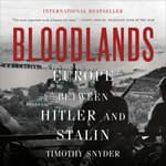 Bloodlands by  Timothy Snyder audiobook