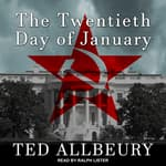 The Twentieth Day of January by  Ted Allbeury audiobook