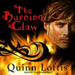 The Burning Claw by  Quinn Loftis audiobook
