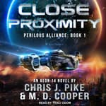 Close Proximity by  M. D. Cooper audiobook